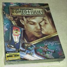New Romeo + Juliet Blu-ray Lenticular Steelbook™ Blufans China Leonardo DiCaprio