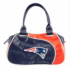 New England Patriots NFL Perfect Bowler Purse Womens Handbag