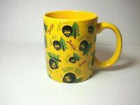 Bob Ross Collectibles   Bob Ross Happy Trees Mug   Yellow