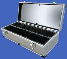 50 Graded Certified NGC/PCGS/Premier/Elite Coin Slab Aluminum Storage Box Case