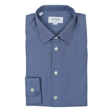 "Eton Super Slim Fit Shirt 15.5"" Collar *NEW WITH TAGS* RRP £135"