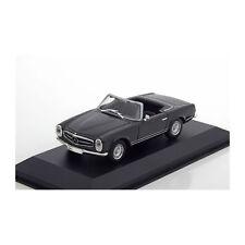 Maxichamps 940032231 Mercedes Benz 230 SL dunkelgrau Maßstab 1:43 NEU! °