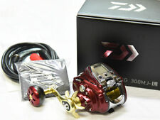 Daiwa SEABORG 300MJ-L (LEFT HANDLE)  English Display Electric Reel