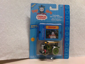 Thomas and Friends Take-Along George Steamroller 2003 Diecast Metal