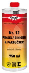 (51,80€/L) Geiger Pinselreiniger 250ml