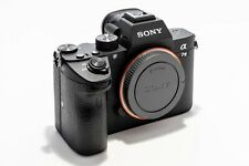 Sony Alpha A7 III 24.2MP Digital Camera - plus 4 batteries and charger.