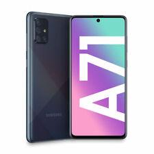 Samsung Galaxy A71 DUAL SIM SM- A715 DS 128GB 6GB RAM BLACK ITALIA