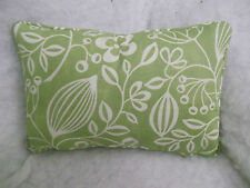 """SORBUS BY SCION OBLONG CUSHION 18"""" X 12 """"(46 CM X 30CM) DOUBLE SIDED.ZIP OFF"""
