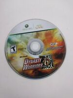 Dynasty Warriors 6 (Microsoft Xbox 360, 2008) Game Disc ONLY