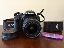 Canon EOS Digital Rebel XSi / EOS 450D 12.2 MP Digital SLR Camera - Black...