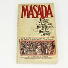 Masada by Ernest K. Gann 1981 Vintage ABC TV Mini Series Tie-In Paperback