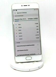 Meizu, Modell: Pro 6, grau, 32GB, - Smartphone - Gebraucht #