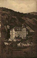 Sülzhayn Thüringen s/w Postkarte ~1910 Sanatorium Wald Partie Verlag May Stieper