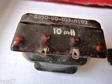 R210  RECEIVER  10 mH .55  OHM CHOKE  ZA49382 1 PC