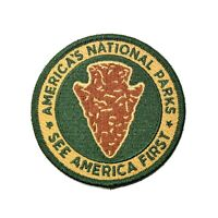 Official America's National Parks See America 1st Patch Junior Ranger Halloween