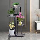 4 Tiers Flower Pot Plant Stand Ladder Shelf Display Rack Holder Indoor