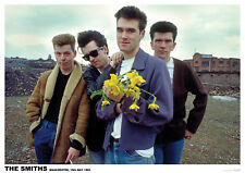 Smiths Daffodils Large 23.5 x 33 Morrissey Johnny Marr Jangle-Pop Large Poster