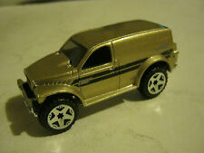 Hot Wheels Gold Power Panel, dated 2002, very good condition (EB8-33)
