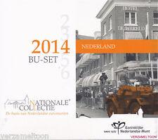 """NEDERLAND NATIONALE BU SET 2014: """"CULTUREEL ERFGOED IN NEDERLAND"""""""