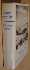 CHOURAQUI André - THEODORE HERZL - 1960