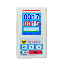 Bildschirm Geigerzähler Nuklearstrahlungsdetektor Persönliches Dosimeter S9H7