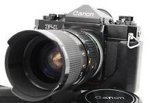 """Exc+++++"" Canon F-1 35mm SLR Film Camera w/Lens FD 35-70mm SSC from Japan #378"