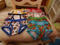 Paw Patrol Toddler Boys 2T-3T Underwear 7 pair Nickelodeon