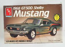 amt 1968 Gt-500 Shelby Mustang 1/25 scale Model Complete Excellent