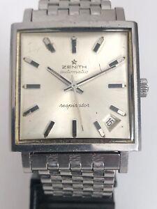 Vintage ZENITH RESPIRATOR J.F.K. Automatic