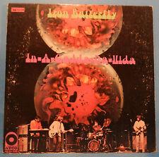 IRON BUTTERFLY IN-A-GADDA-DA-VIDA VINYL LP 1968 RE '73 PLAYS GREAT! VG+/VG!!A