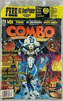 COMBO Magazine #23, December 1996, Spawn, Spider-Man, Shi