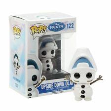 """New Frozen 3.75"""" Upside Down Olaf Pop Vinyl Figure #122 Disney Funko Official"""