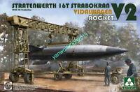 Takom 1/35 2123 V2 STRATENWERTH 16T STRABOKRAN HEAVY CRANE 1944/45 PRODUCTION