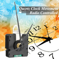 DCF Funk Uhrwerk Quarzuhr +3 Zeigersätzen Quarzuhrwerk Geräuschlos Auto Home