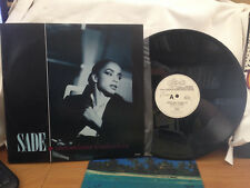 SADE WHEN AM I GOING TO MAKE A LIVING  SINGLE VINYL RECORD 12""