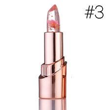 Magic Jelly Flower Color Change Lipstick Moisture Lipstick Lip Gloss Beauty