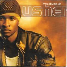 CD SINGLE 2 TITRES--USHER--U REMIND ME--2001