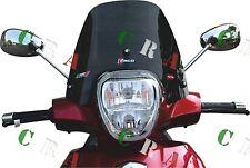 28575 FACO CUPOLINO 'ALTO' fumè 'new design' con attacchi BEVERLY 300 350