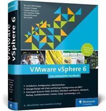 VMware vSphere 6 von Dennis Zimmer, Günter Baumgart, Bertram Wöhrmann, Urs Steph