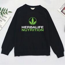 Herbalife Sweatershirt Herbalife nutrition Printed Men Women Green Logo