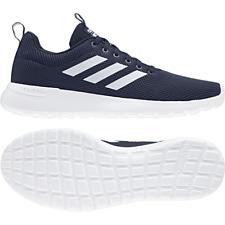 adidas CF Lite Racer Mens Training Running Shoes Blue White B42167 SZ 9 12 NIB | eBay