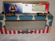 Lionel 6-81488 Andrew Jackson Presidential Series Box Car O 027 Made U.S.A. 2014