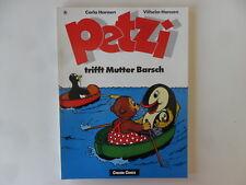 Carlsen Comics-Petzi-N. 1-4 - 1986-stato: 1