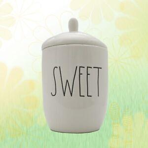 Rae Dunn Collection Sugar Bowl Sweet