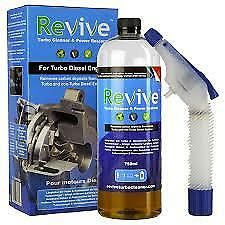 Revive Turbo Cleaner Starter Kit Turbo Cleaner & Power Restorer 750ml (Diesel)