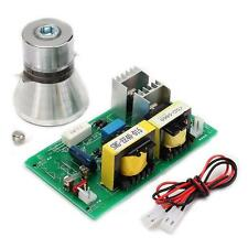 AC220V Power Driver Board + 100W 28KHz Ultrasonic Cleaning Transducer Clean