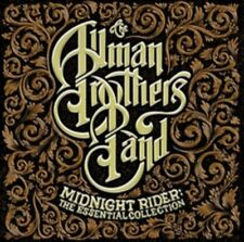 Allman Brothers - Midnight Rider: The Essential Collection Nuovo CD