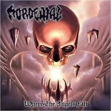 MORDENIAL - Where The Angels Fall CD