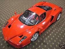 FERRARI ENZO rojo a escala 1/12 TAMIYA 23205 coche miniatura de colección