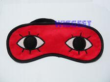 Gintama Okita Sougo Cosplay Eye Mask Eyeshade Sleeping Aid Eyepatch Silver Soul